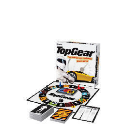 Top Gear Board Game Reviews