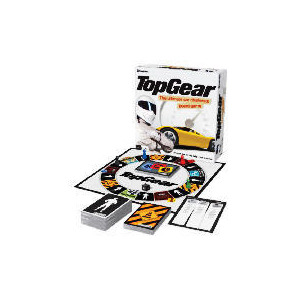 Photo of Top Gear Board Game Toy