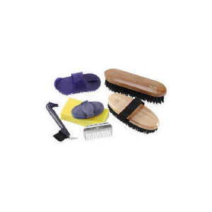 Photo of Harry Hall Cottage Craft Grooming Kit Sports and Health Equipment