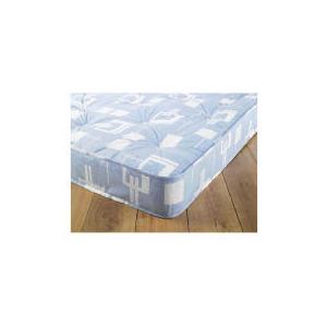 Photo of Tesco Value Single Tufted Trizone Mattress Bedding