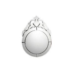 Photo of Venetian Round Mirror 55X40CM Home Miscellaneou