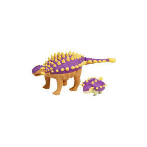 Photo of Dino King Roarin' Transformin' Dinosaur Toy