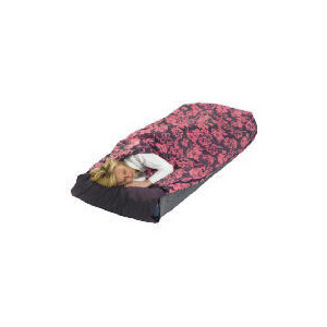 Photo of Pink Floral Quick Bed Sleeping Bag