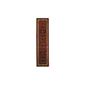 Photo of Tesco Luxor Traditional Runner 60X230CM Red Rug