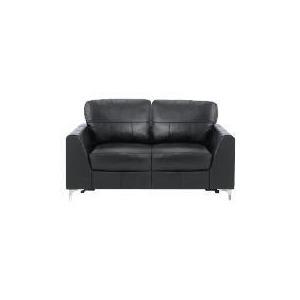 Photo of Westport Large Leather Sofa, Black Furniture