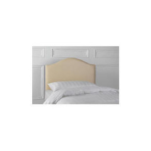 Photo of Laredo Single Faux Leather Headboard, Cream Furniture