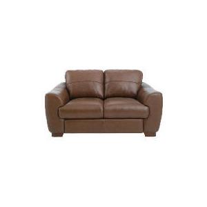 Photo of Milano Leather Sofa, Cognac Furniture
