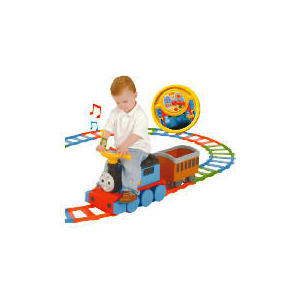 Photo of Thomas The Tank Engine Battery Operated Train & Track Toy