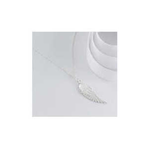Photo of STERLING SILVER WING PENDANT Jewellery Woman