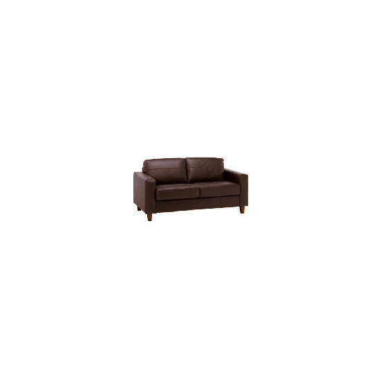 Italy Leather Sofa, Brown
