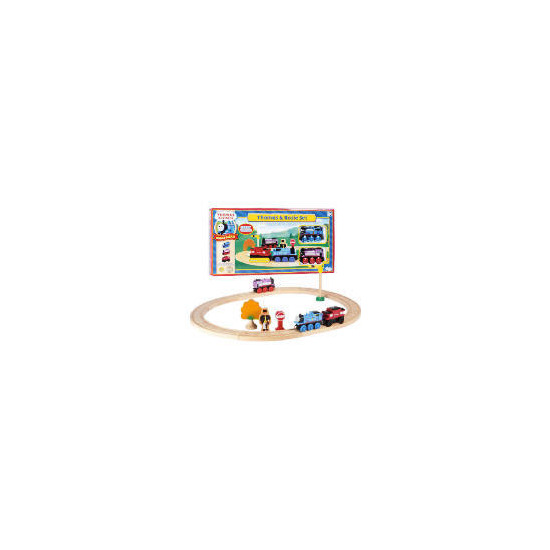 Thomas the Tank Engine & Rosie Wooden Starter Set
