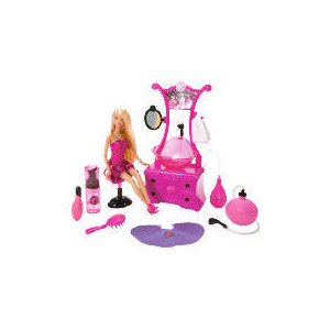 Photo of Barbie Style Salon Doll Toy