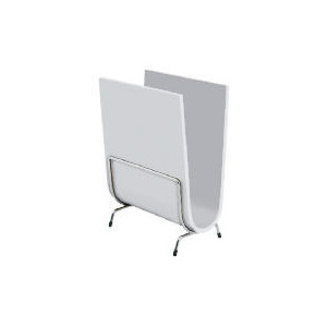 Photo of Prado Magazine Holder, White Furniture