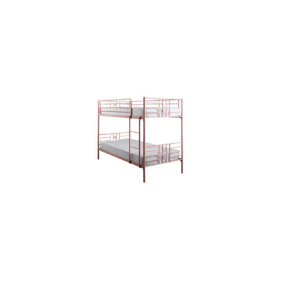 Clarinda Hearts Bunk Bed