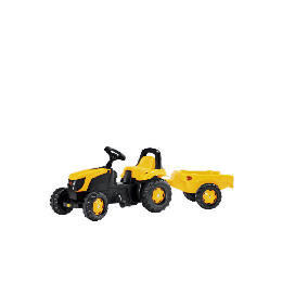 JCB Pedal Tractor with Trailer Reviews