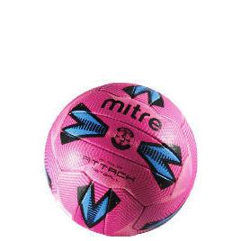 Mitre Attack Netball Pink Reviews