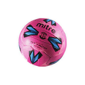 Photo of Mitre Attack Netball Pink Sports and Health Equipment