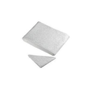 Photo of Tesco Jacquard Tablecloth & Napkin 4 Pack, White Home Miscellaneou