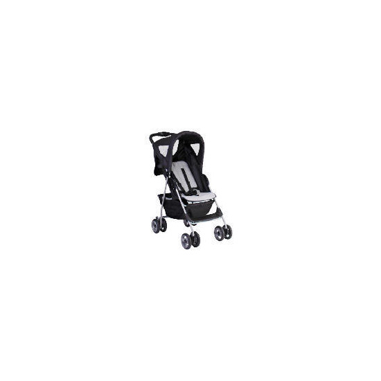 Tesco Luxury Rockie Lay Back Stroller