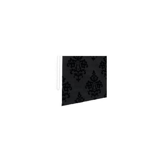Designed Roller Blind 180cm Regal Black