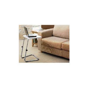 Photo of Tilt Laptop Table, White Furniture