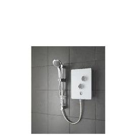 Triton Glass Electric Shower White Glass Reviews