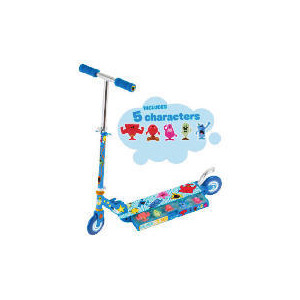 Photo of MR Men Inline Scooter Toy