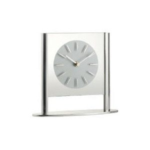Photo of Acctim Eridu Silver Mantel Clock