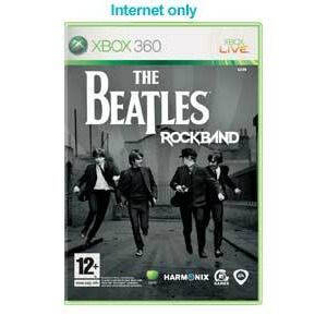 Photo of The Beatles: Rock Band - Game Only (XBOX 360) Video Game