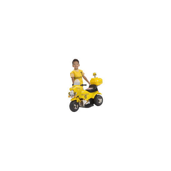 AA 6v Battery Operated Motorbike