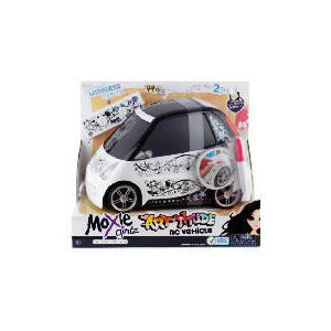 Photo of Moxie Art-Titude RC Vehicle Toy