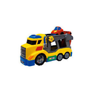 Photo of Tesco Little Steps Car Transporter Toy