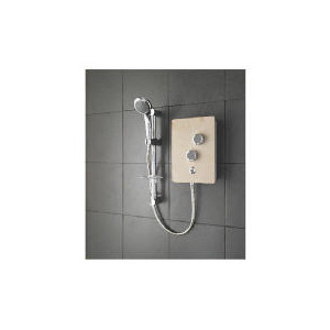 Photo of Triton Arran Stone Electric Shower Bathroom Fitting