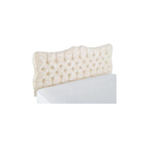 Photo of Blenheim Double Headboard, Oyster Damask Furniture
