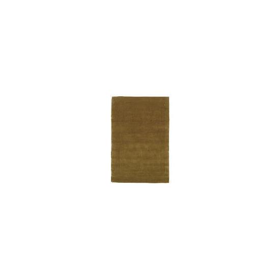 Tesco Wool Rug 100x150cm Mocha