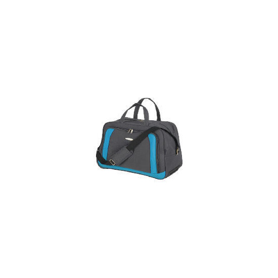 Constallation Charcoal roller holdall