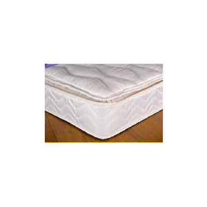 Photo of Silentnight Miracoil 3-Zone Supreme Minnesota Single Mattress Bedding