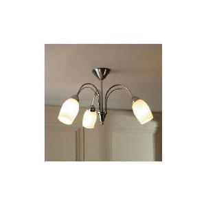 Photo of Tesco Tulip Ceiling Fitting Lighting