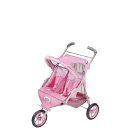 Baby Born Jogger for Twins Reviews