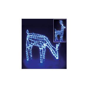 Photo of Light Up Standing Reindeer (Direct) Christmas