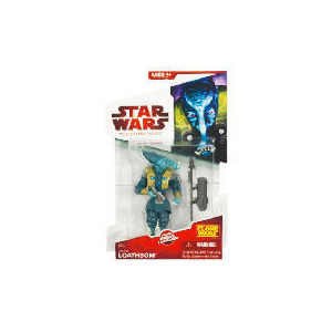 Photo of Star Wars 3.75 Clone Wars Basic Figure Whom Loathsome Droid Toy