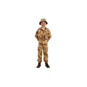 Photo of HM Armed Forces Infantry Dessert Dress Up Toy