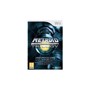Photo of Metroid Prime Trilogy (Wii) Video Game