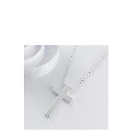 Sterling Silver Cross Pendant Reviews