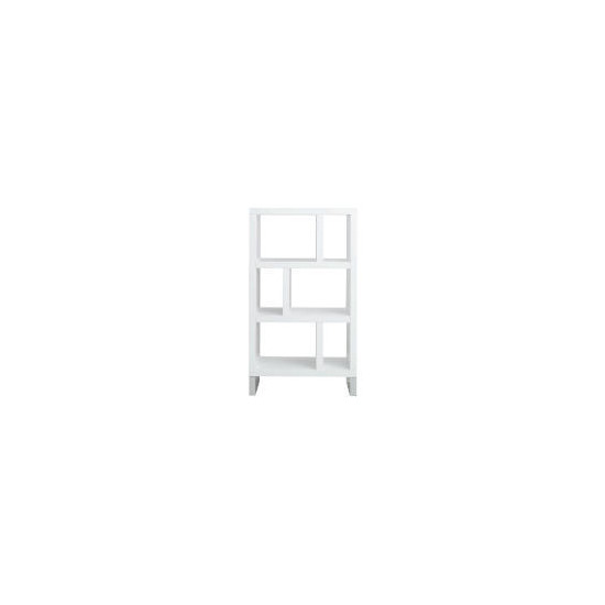 Costilla 3 shelf Bookcase, White