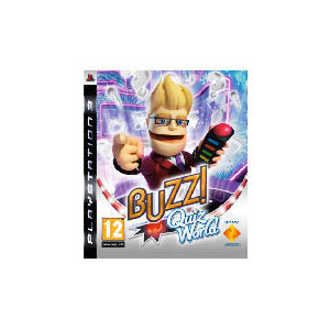 Photo of Buzz!: Quiz World (PS3) Video Game