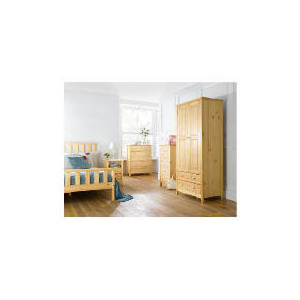 Photo of Fairhaven Double Wardrobe, Natural Furniture