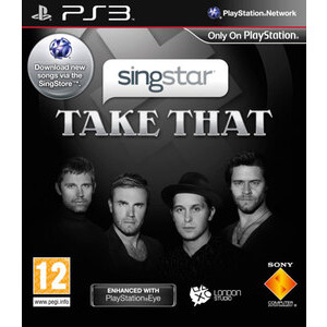 Photo of Singstar: Take That (PS3) Video Game