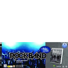 The Beatles: Rock Band - Value Bundle (PS3) Reviews