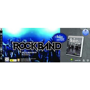 Photo of The Beatles: Rock Band - Value Bundle (PS3) Video Game
